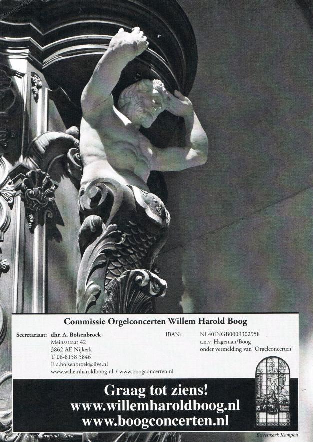 Willem Harold Boog contactgegevens