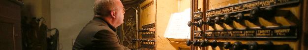 Orgelconcerten Willem Harold Boog